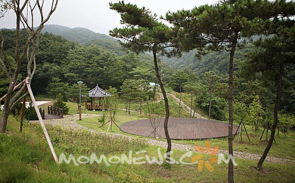 전라북도, 데미샘자연휴양림 전통 한옥 숙박동 4월 개장:투어 ...